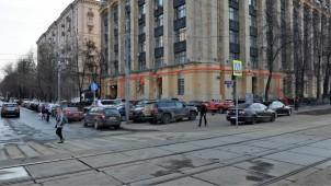 Волоколамское шоссе, 1, стр1